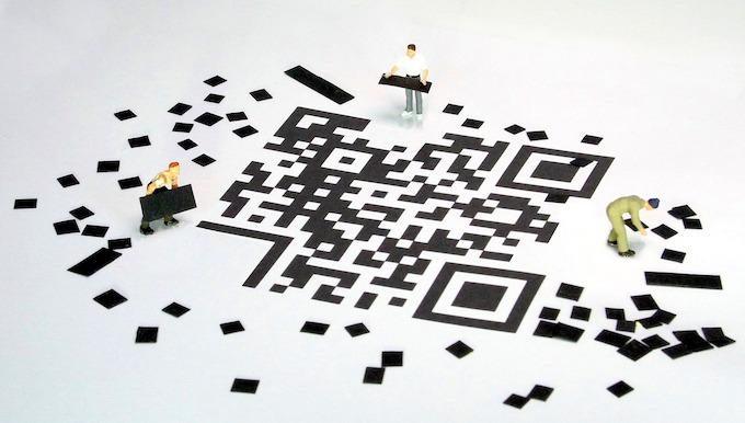 GoogleマイビジネスQRコード